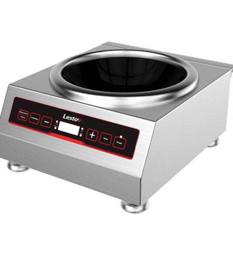 3500W Table-top Portable Induction Cooker Wok Stove