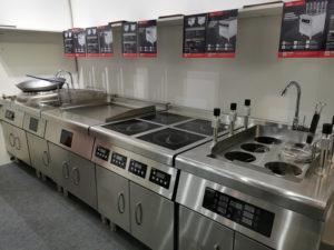 Lestov Commercial Induction Cooker