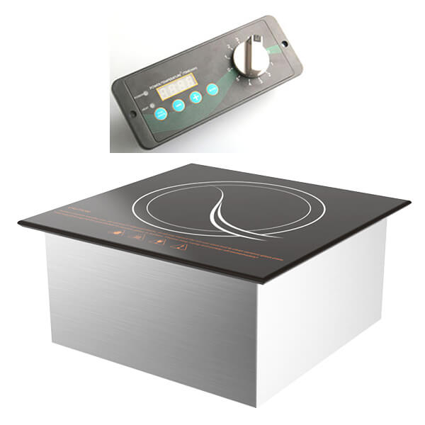 Commercial Induction Cooker Components