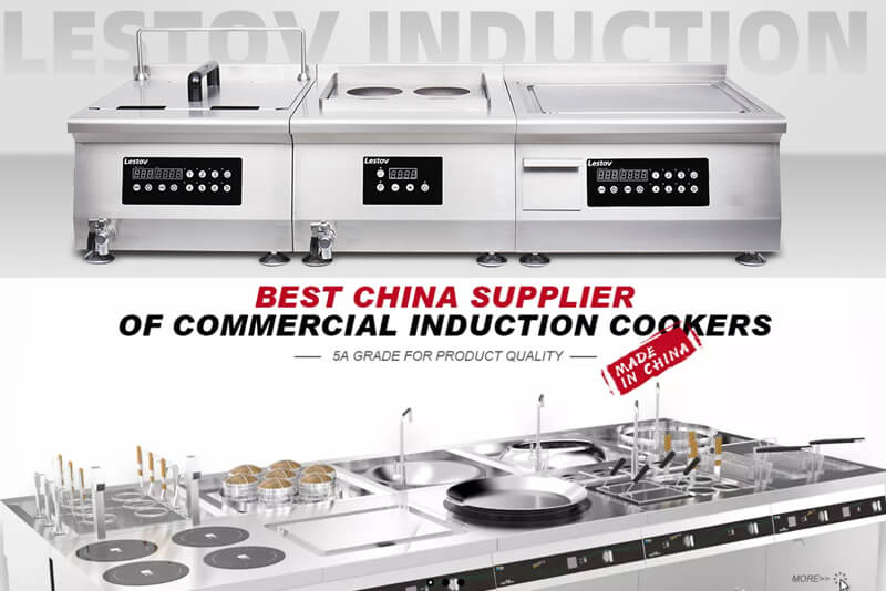 Best Commercial Induction Cooktop Manufacturer List 2020