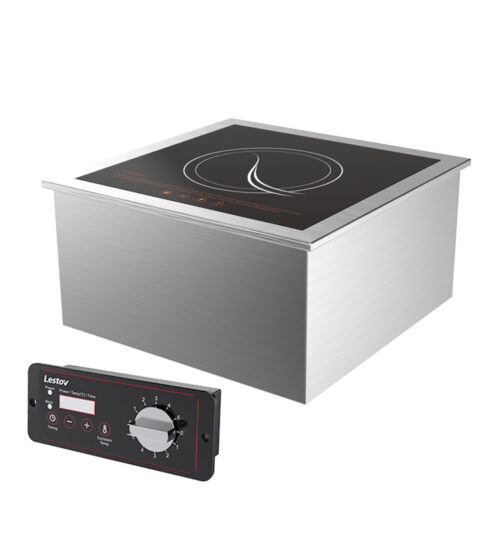 Ceramic Glass Hot Plate Built-in Induction Hob Commercial