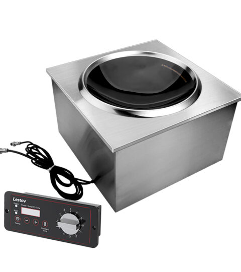 Embedded Wok Commercial Induction Plate