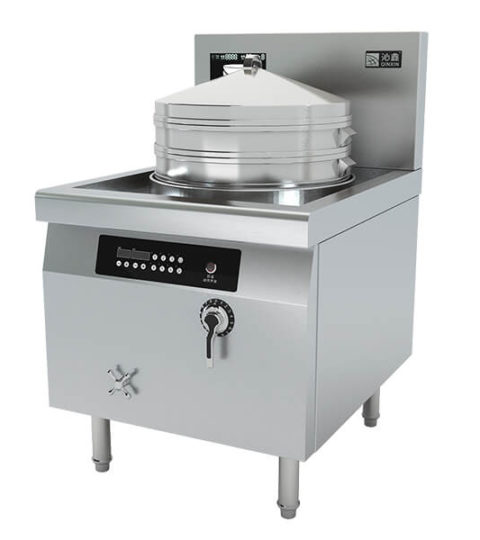 New Induction Commercial Dim Sum Steamer For Buns