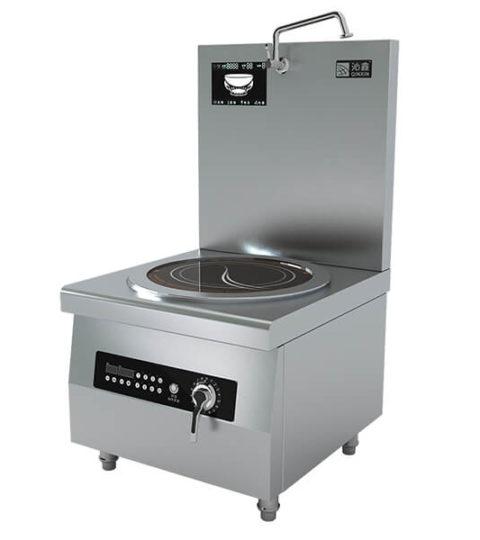 Single Burner Stockpot Range Commercial Soup Cooker