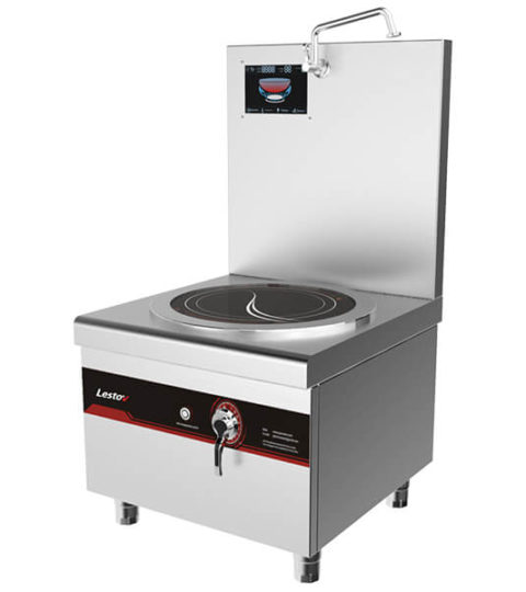 Single Burner Commercial Soup Station Cooker 87L