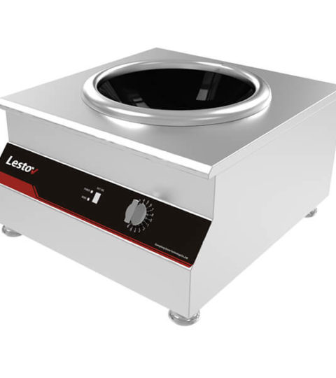 Commercial Grade Induction Cooker Countertop Wok Ranges
