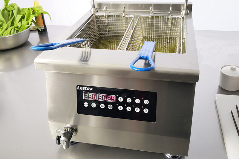 Working Principle & Advantages Of Commercial Induction Cooktops