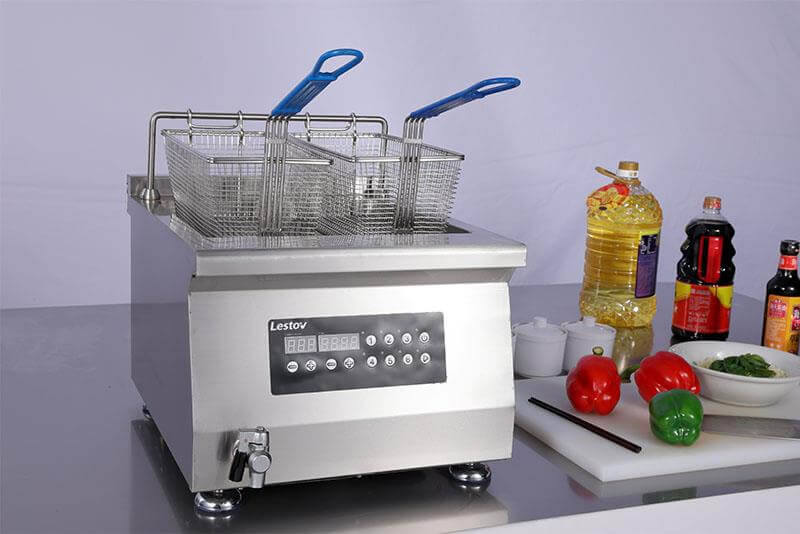 How To Clean A Commercial Deep Fryer?