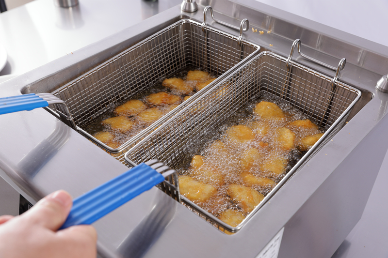 Induction Frying