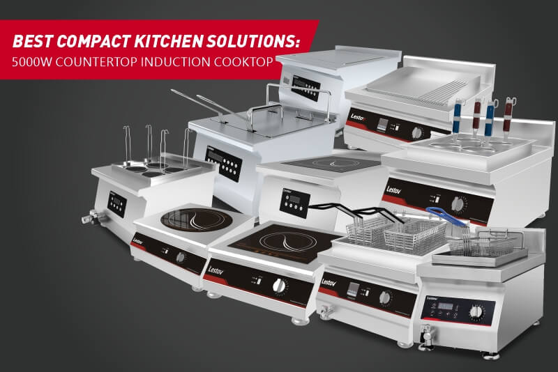 5000W COUNTERTOP INDUCTION COOKTOP