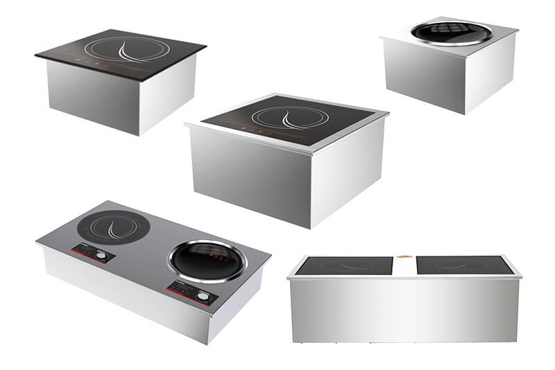 Built-in Induction Cooker Commercial