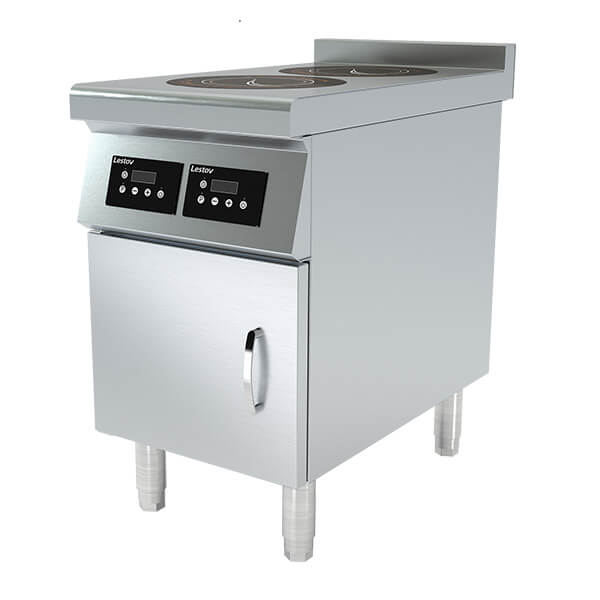 induction cooktop two burner