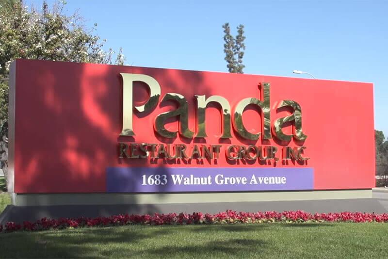 Partnering Since 2011: Panda Express Restaurant & Qinxin Company