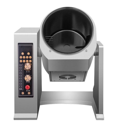 Intelligent Robot Stir Fry Machine Electric Cooking Machine Commercial