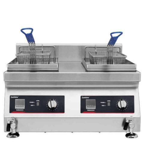 Double Deep Fryer Commercial Fryer Induction Fryer