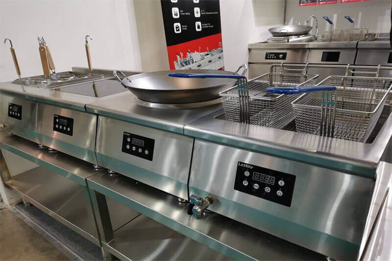 Commercial-induction-cooker