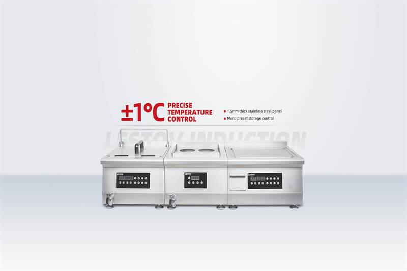 Commercial Induction Cooktops 6 Burner
